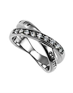 The Womens Radiance Ring - Purity rings