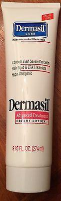 Dermasil Labs, Advanced Treatment Creamy Lotion, 9.25 FL oz.