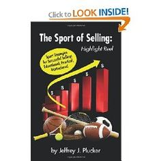 If you love sports and are in sales or marketing, this is the book for you!