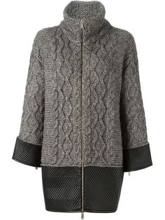 Shop Dsquared2 contrasted hem and cuff coat in Bonvicini from the world's best independent boutiques at farfetch.com. Shop 300 boutiques at one address.