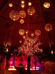 The Mexican 'El Patio' restaurant at Dreams Puerto Aventuras is a great option for your wedding reception