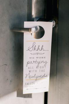 LOVE this! http://www.stylemepretty.com/little-black-book-blog/2015/05/27/rustic-chic-hudson-river-valley-wedding/   Photography: Kelly Kollar - http://kellykollar.com/