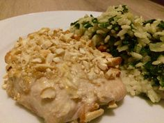 Krokante kip met risotto – Sport Foodblog