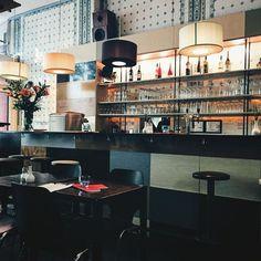Das NENI-Restaurant im 25hours Hotel Hamburg - Altes Hafenamt ...