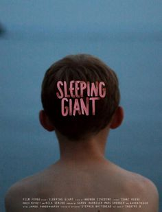 Andrew Cividino's Sleeping Giant, premiering at Critics' Week 2015.