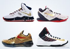 the latest 2dd89 44dda Nike Basketball Gold Medal Pack Nike Zoom, Kobe, Sport Outfits, Dream Shoes,