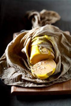 Foie gras. Ou le premier signe de l'approche de Noël !