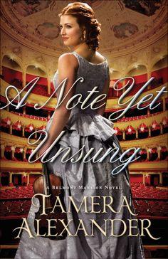 http://tameraalexander.com/books/belmont_mansion_novels/a_note_yet_unsung