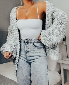 Teen Fashion Outfits, Look Fashion, Outfits For Teens, Fashion Ideas, Women's Fashion, Fashion Women, Winter Fashion, Fashion Drug, Girl Outfits