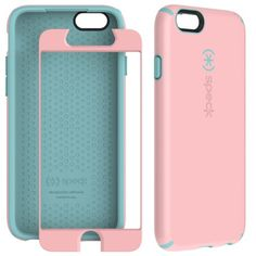 CandyShell + FACEPLATE Cases for iPhone 6 | Sleek, multi-impact protective case with screen faceplate | Speck Products