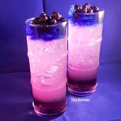 One amazing drink! Try our Storms in Paradise! Recipe? Click Here! http://www.tipsybartender.com/blog/storms-in-paradise