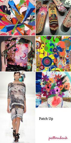 Première Vision + Indigo   Print Trends Spring/Summer 2013 Part 2 | trend forecasts