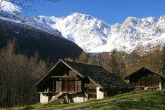 Walser House - Macugnaga Piemonte North Italy