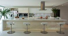 Cozinhas grandes - Casa e Decoração - UOL Mulher