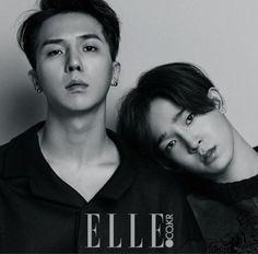 yg Winner pricked   IG] ELLE Korea Posts: #Mino & #Taehyun https://www.instagram.com/p ...