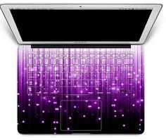 Macbook Decals Macbook Pro keyboard Decals stickers by MixedDecal, £12.55