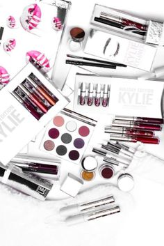The Kylie Cosmetics Holiday Collection Is Almost Here — and It's Enormous
