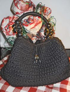 Scaramantic bag: la borsa portafortuna lavorata al crochet !