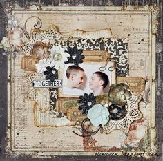 Layout: Together *DT Craft4You*