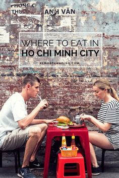 Where To Eat In Ho Chi Minh City: Street Food, Cafes, Restaurants, Desserts + Drinks Ho Chi Minh City is bursting with motorbikes, people and the most amazing food. After two trips here are our picks for where to eat in Ho Chi Minh City. Vietnam Ho Chi Minh, Saigon Vietnam, Ho Chi Minh City, Vietnam Flag, Vietnam Travel Guide, Asia Travel, Hoi An, Vietnam Restaurant, Vietnam Vacation