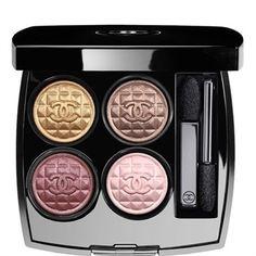 Eyeshadow - Chanel Makeup. Infórmate sobre nuestro #curso de #maquillaje: ► http://curso-maquillaje.es/msite-nude/index.php?PinCMO