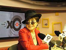 Yoko Ono - Wikipedia, the free encyclopedia