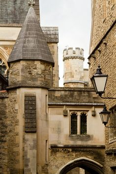 Medieval, Merton College, Oxford, England photo by...