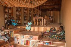 BC architects & studies — The Library of Muyinga