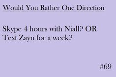 Skype with nialler, because you can somewhat have a face to face conversation :)