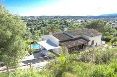 Propriété avec Chambres d'hôtes et piscine à vendre à Saint Paul de Vence dans les Alpes-Maritimes