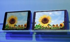Samsung Announces High-Def Tablets to Fight iPad