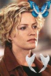 Elisabeth Shue Elisabeth Shue = perfect summer hair!<br> Ballet Barre Workout, Elisabeth Shue, Tracy Anderson, Certified Personal Trainer, Fast Workouts, Shoulder Workout, Muscle Groups, Whittling, Summer Hairstyles
