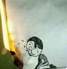 ¡Qué me quemo!