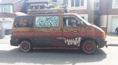 T4 Transporter, Rat Look, Vito, Mk1, Campers, Cool Cars, Volkswagen, Surfing, Vehicles