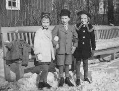 German children, 1942