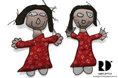 Moi & Jeanne :: Me & Jeanne, Juliette, 4