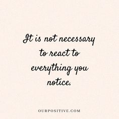 Reaction // mindfulness // inspiration // quote sayings wort Words Quotes, Wise Words, Me Quotes, Motivational Quotes, Inspirational Quotes, Sayings, Happy Quotes, Positive Quotes, Positive Life