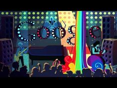 Love Freddie Mercury and this song, and now the Google Doodle.