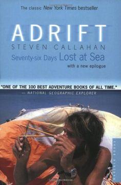 Adrift: Seventy-six Days Lost at Sea by Steven Callahan http://www.amazon.com/dp/0618257322/ref=cm_sw_r_pi_dp_ca2kub0S6B2D1