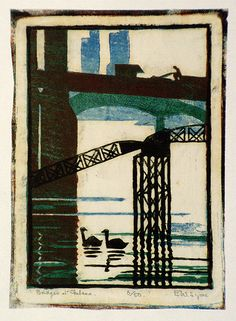 Search our free online databases for Australian printmakers and other creators, prints images), print exhibitions, bibliographies, biographies and news. Woodcut Art, Linoprint, Australian Art, Autumn Art, Vintage Labels, Gravure, Woodblock Print, Urban Art, Printmaking