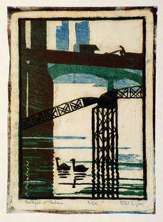 Eveline SYME, Bridges at Chelsea