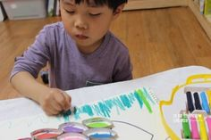 [IF놀이] 내가 만약 물고기라면?...언제나 토루와 함께 신나는 미술놀이:) : 네이버 블로그 Plastic Cutting Board, Activities, Crafts For Kids, Ink, Ideas