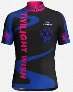 Support the Twilight Wish Foundation Jersey.