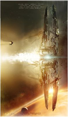 The spectacular science-fiction concept art of Jupiter Ascending | The Verge
