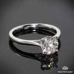 Vatche 'Charis' Solitaire Engagement Ring.