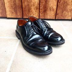 Black Alden's 🕺🏽❤️🕺🏽❤️🕺🏽 Fashion Shoes, Mens Fashion, Doc Martens Oxfords, Shoes Uk, Types Of Shoes, Shoe Sale, Leather Shoes, Oxford Shoes, Dress Shoes