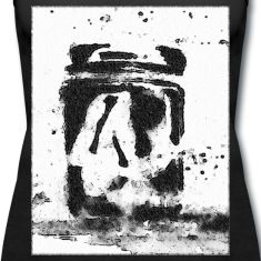 """Loneliness"" Shop RuZaa on www.spreadshirt.de  #T-shirt, #tanktop #design #blackandwhite"