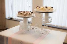 Hochzeitstorte Eistorte Wedding cake ice-cream Vintage Tortenständer