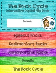 This interactive digital notebook for Google Drive will help your students learn all about the rock cycle. Perfect for GAFE, Chromebook and other 1:1 schools. Why use my D.R.I.V.E. learning products? Check out this video!The digital interactive notebook file is a Google Drive file with a flip book style interactive graphic organizer for exploring rocks, fossils and the rock cycle.