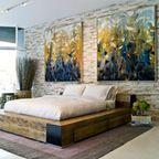 Santos Platform Bed - contemporary - bedroom - los angeles - by Environment Furniture